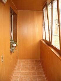 отделка балконов город Междуреченск