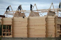 строительство домов из бруса в Междуреченске