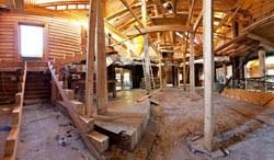 реконструкция зданий в Междуреченске