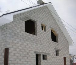 Качественный и недорогой дом из пеноблоков, кирпича, бруса в городе Междуреченск, можно заказать в нашей компании профессиональных строителей СтройСервисНК