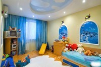 Отделка детской комнаты в Междуреченске