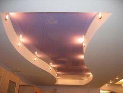 Ремонт и отделка потолков в Междуреченске. Натяжные потолки, пластиковые потолки, навесные потолки, потолки из гипсокартона монтаж