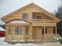 Строительство домов из бруса в Междуреченске. Нами выполняется строительство домов из бруса, бревен в городе Междуреченск и пригороде